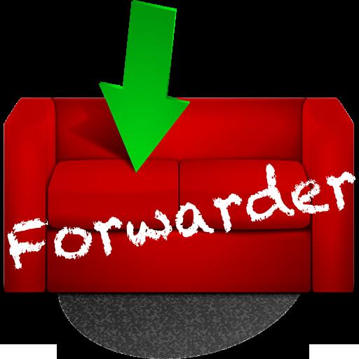 Couch Forwarder LOGO-APP點子