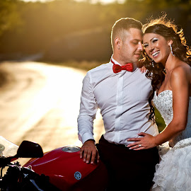 Ovidiu si Arina by Ciprian Alin - Wedding Bride & Groom ( canon, session, wedding, photography )