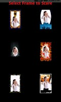 Screenshot of Scary Picture Frames