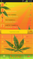 Screenshot of GO Contacts Weed Ganja