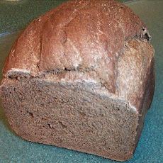 Iron Mike's Dark Rye Bread (Bread Machine)