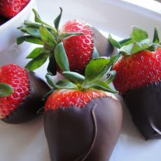 Spice Up Your Night Chocolate Strawberries