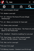 Screenshot of Ampwifi Winamp Remote