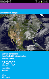 World Weather - screenshot