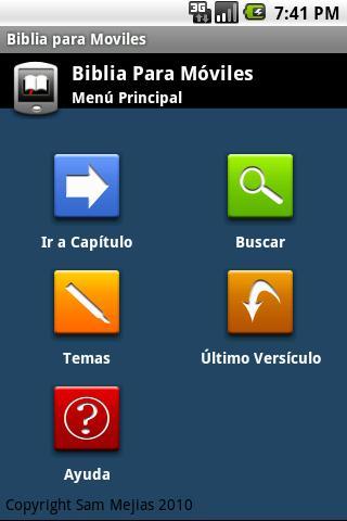 Biblia para Moviles Español