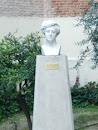Busto de señora pálida
