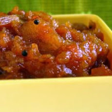 Tomato and Apple Chutney