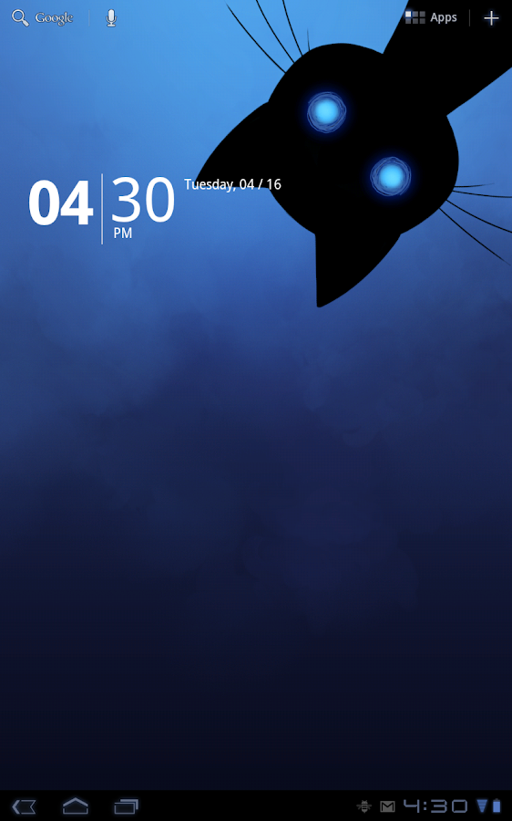 Stalker Cat Live Wallpaper Lt Screenshot 11