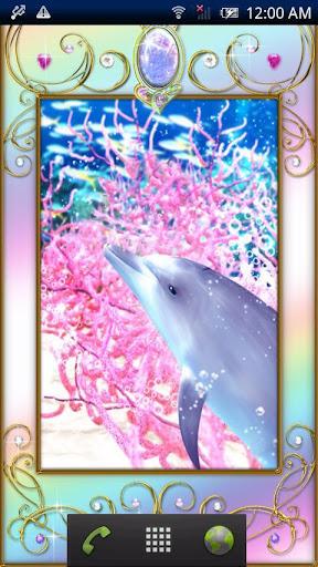 Dolphin -Moonstone-