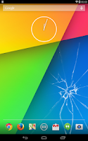 Screenshot of Cracked/Broken Screen Free