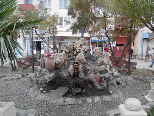 Rustavi Cross Spring