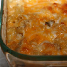 Chicken and Cheese Casserole