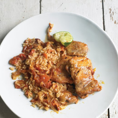 Chipotle Chicken and Rice