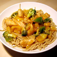 Sweet and Sour Chicken II