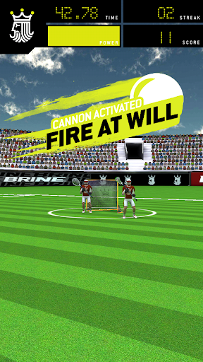 Brine Lacrosse Shootout 2 - screenshot