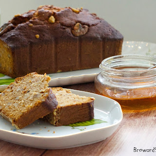Walnut Honey Bread