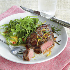 Pan-Fried Beef Tenderloin