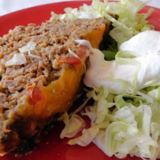 Taco Flavored Meatloaf Recipes