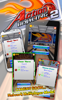 Screenshot of Action Bowling 2