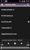 Screenshot of Hardcore United