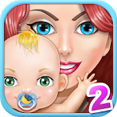Baby Care && Baby Hospital APK for Bluestacks