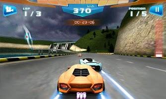Screenshot of Fast Racing 3D
