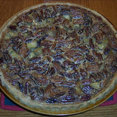 Caramelized Apple Pecan Pie