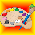Coloring Book for Toddlers icon