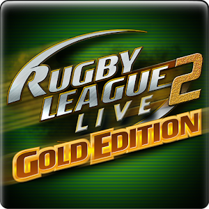 Cover art Rugby League Live 2: Gold