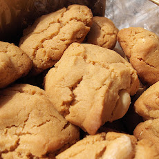 Chewy, Low Fat, Alternative Flour Cookies