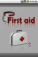 Screenshot of First Aid