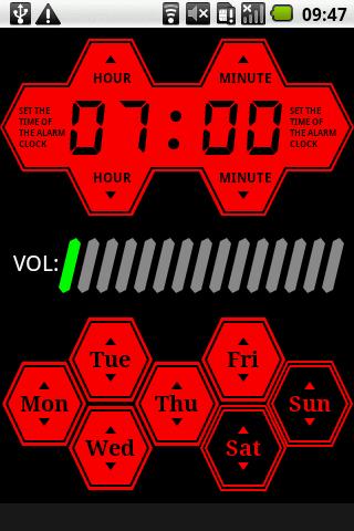 경보 시계