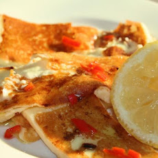 Nigella's Halloumi With Chilli (Haloumi With Chili Pepper)