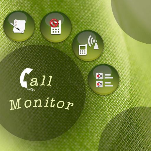 工具必備App Call Monitor LOGO-綠色工廠好玩App