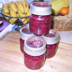 Homemade Cranberry Sauce (