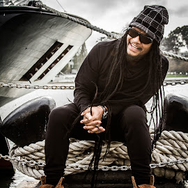 Maxi Priest by Willie Moose - People Musicians & Entertainers