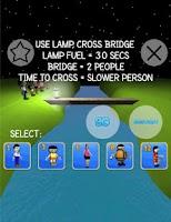 Screenshot of Bridge IQ Game