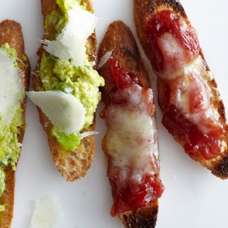 Crostini With Fontina and Tomato Marmalade From 'The Glorious Vegetables of Italy'