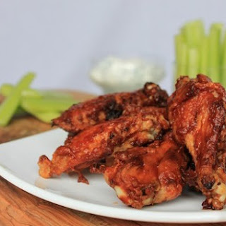 Primal BBQ Chicken Wings