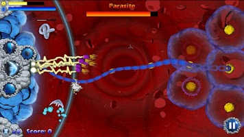 Screenshot of Micro Wars HD