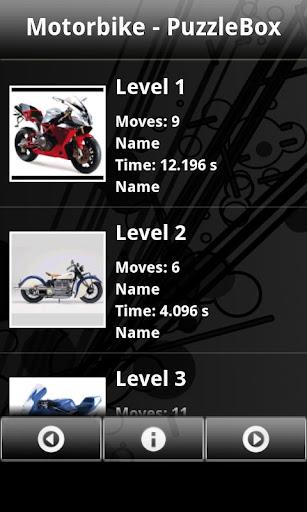 Motorbike - PuzzleBox