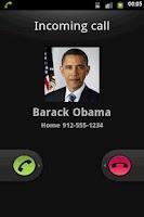 Screenshot of Fake Call [Call Me Now]