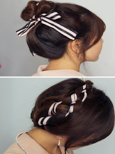 Quick and Easy Hairstyles - screenshot