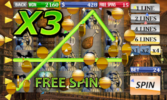 Screenshot of Vegas Jackpot Limited