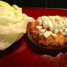 Buffalo Ranch Turkey Burger