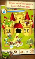 Screenshot of Fantasy Kingdom Defense HD