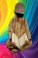 Screenshot of Коран на Азербайджане