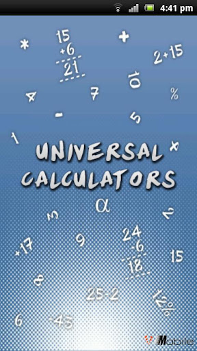 Universal Calculators