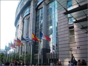 EU Europa Brüssel Parlament