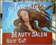 Beauty Salon : ein toller Haarschnitt und die täglich rundum Pflegen sind ein Muss.